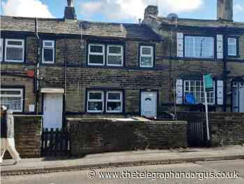 House on Great Horton Road, Bradford, at auction for £15,000