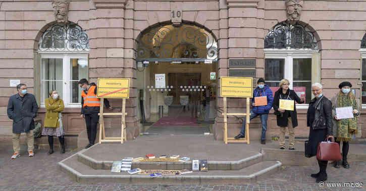 """Nach Literaturkürzungen:  Kommtin Heidelberg nunder Neustart der """"City of Literature""""?"""