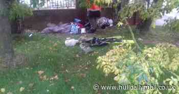 Homeless man 'defecating everywhere' in sleepy East Yorkshire village