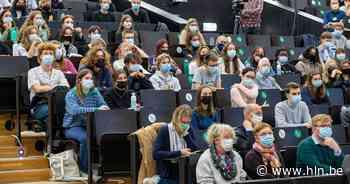 UGent voert mondmaskerplicht opnieuw in   Gent   hln.be - Het Laatste Nieuws