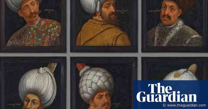 'You can sense Selim the Grim's anger': portraits of Ottoman sultans go on show