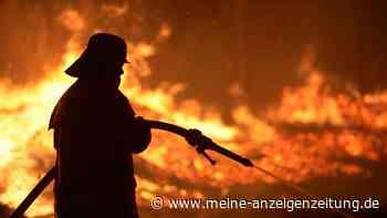 Drama in Bayern: Drei Frauen und ein Baby sterben bei Großbrand in Mehrfamilienhaus