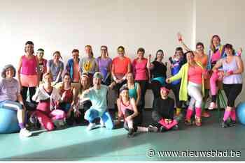 Ferm brengt aerobics uit de jaren '80 (Tielt-Winge) - Het Nieuwsblad
