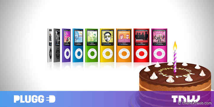 It's iPod's 20th birthday and people have a lot of feelings