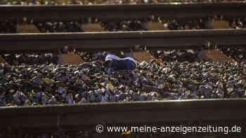 Zwei Menschen im Landkreis Harburg tödlich von Zug erfasst