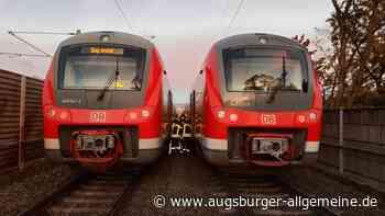 Feuerwehr evakuiert 300 Fahrgäste aus Zug