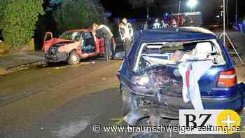 Fahrer (23) bei Unfall im Kreis Gifhorn schwer verletzt