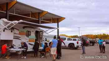 Alberta First Nations hold clinics offering elders 3rd dose of COVID-19 vaccine