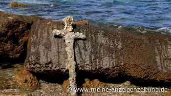 Taucher macht sensationellen Fund: Schwert eines Kreuzritters geborgen