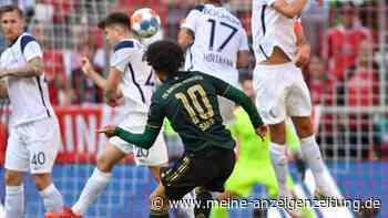 Freistoß-Sondertraining beim FC Bayern: Dieses Trio will Scharfschütze Sané den Rang ablaufen