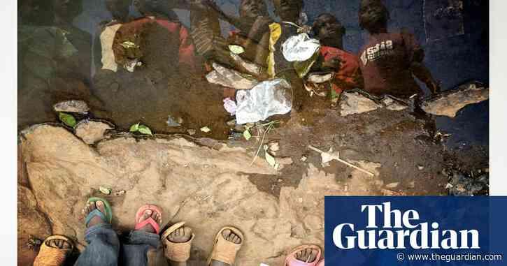 Reflections in Kibera slum, Nairobi, Kenya: Hossein Fatemi's best phone picture