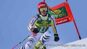 Schmotz erreicht Riesenslalom-Finale in Sölden