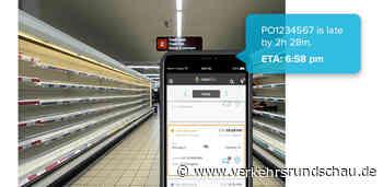 Verbesserte On-Time-Lieferung für den Einzelhandel - VerkehrsRundschau