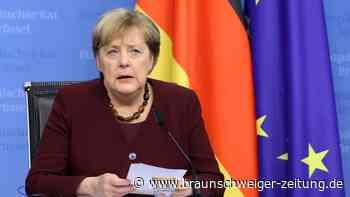 """Merkel: """"Große Baustellen"""" in der EU für möglichen Nachfolger Scholz"""