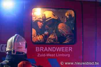Brand vernielt hobunit bij bedrijf in Tessenderlo