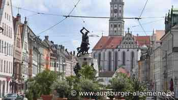 Augsburgs Prachtmeile im Wandel: Entdecken Sie hier die Maxstraße