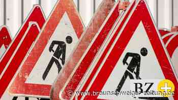 Straßenbauarbeiten: Auf der B 444 in Peine wird es eng