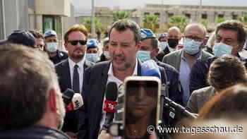 "Fall ""Open Arms"": Italiens Ex-Innenminister Salvini vor Gericht"