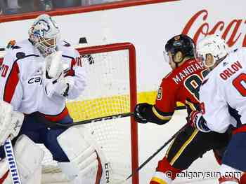 Game Day: Flames at Capitals - Calgary Sun