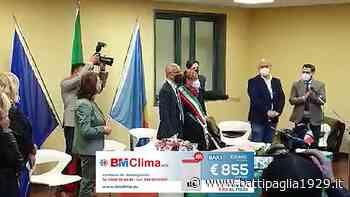 Battipaglia. Proclamazione del sindaco Cecilia Francese (video servizio) - Battipaglia 1929