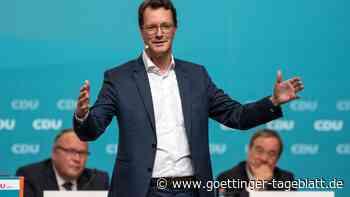 Laschet-Nachfolge: NRW-CDU wählt Hendrik Wüst zum neuen Landeschef