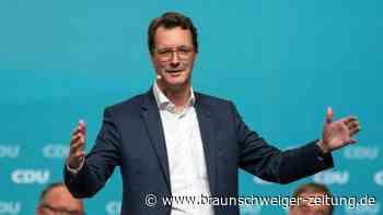 NRW-CDU wählt Hendrik Wüst zum neuen Parteichef