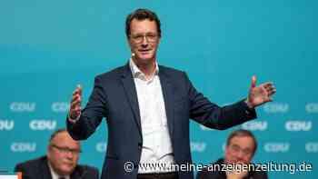 Laschets NRW-Nachfolge geklärt: Wüst ist neuer CDU-Landeschef - große Hürde steht ihm aber noch bevor