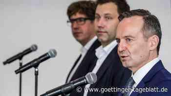 """FDP-Mann Wissing: """"Keine tragbaren Alternativen"""" zu Ampelbündnis"""