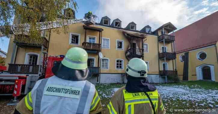 Drei Frauen und ein Baby sterben bei Feuer in Niederbayern