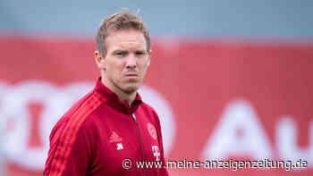 FC Bayern gegen Hoffenheim im Live-Ticker: Nagelsmann wirft im Home-Office die Rotations-Maschine an