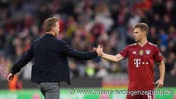Ausgerechnet er! FC-Bayern-Star Kimmich wohl nicht gegen Corona geimpft