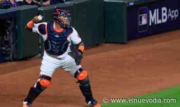 Martín Maldonado: una figura establecida en los playoffs con los Astros gracias a su 'machete' - El Nuevo Día