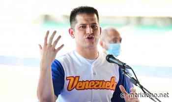 Mervin Maldonado oficializa medidas sanitarias para el deporte venezolano - Meridiano