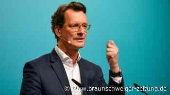 NRW-CDU wählt Wüst zum neuen Vorsitzenden