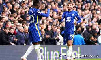 Mason Mount and Callum Hudson-Odoi stomped all over Norwich in Chelsea's mauling