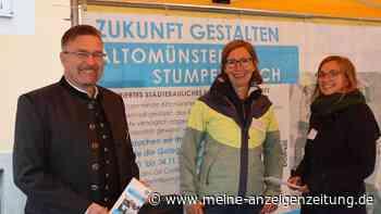 Erste Bürgerbeteiligungsrunde zur Entwicklung von Altomünster startet