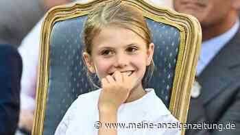Prinzessin Estelle: Weitreichende Entscheidung über ihre Zukunft