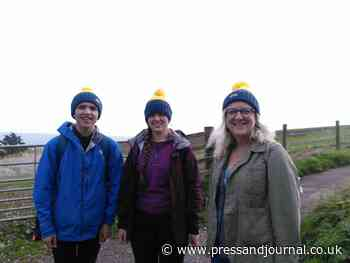 Aberdeenshire siblings feature in Countryfile Ramble this weekend - Press and Journal