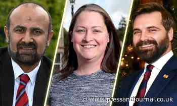 Three Aberdeen and Aberdeenshire councillors shortlisted at top awards - Press and Journal