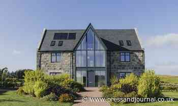 Work from home in style at rural Aberdeenshire retreat - Press and Journal