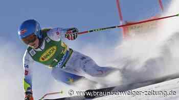 Ausrufezeichen zum Auftakt: Ski-Star Shiffrin brilliert