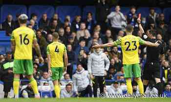 'Norwich should be BANNED from the Premier League': Fans lay into Norwich after 7-0 loss at Chelsea