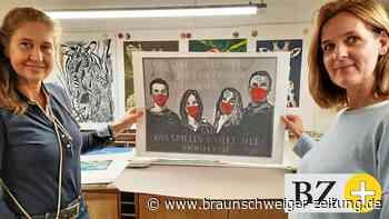 Diese Wolfsburger Künstlerinnen haben ihren Stil gefunden