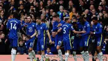 7:0 - Chelsea schießt Schlusslicht Norwich ab