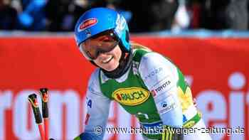 Alpiner Saisonstart: Shiffrin feiert 70. Sieg