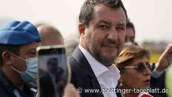 Flüchtlingsprozess gegen Italiens Ex-Innenminister Salvini eröffnet - Richard Gere als Zeuge?