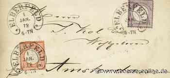 Briefmarkensammler aufgepasst: Auktion bringt sensationelles Ergebnis