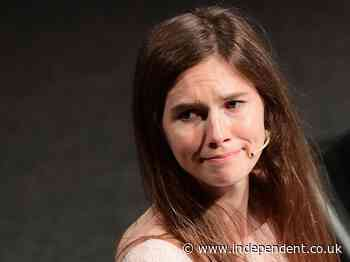 Amanda Knox announces birth of daughter: 'This will be the only picture of her I will ever share on social media'