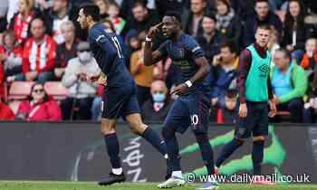 Southampton 2 - 2 Burnley: Maxwel Cornet's double denies Saints back-to back wins