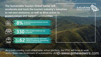 New Global Coalition Will Accelerate Tourism Industry's Transition to Net Zero